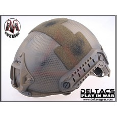 EMERSON High Grade Fast MH type Tactical Helmet (EM5658C) - Seal Camo