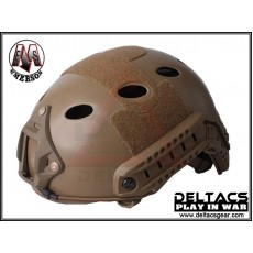 EMERSON High Grade Fast PJ type Tactical Helmet (EM5668A) - Dark Earth
