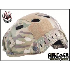 EMERSON High Grade Fast PJ type Tactical Helmet (EM5668D) - Multicam