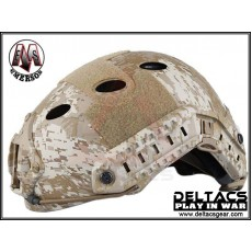 EMERSON High Grade Fast PJ type Tactical Helmet (EM5668E) - Digital Desert