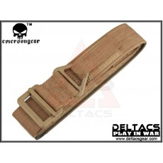 EMERSON CQB Rappel Tactical Belt (EM8673) - Coyote Brown (M-L)