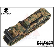 EMERSON CQB Rappel Tactical Belt (EM5599) - Digital Woodland (M-L)