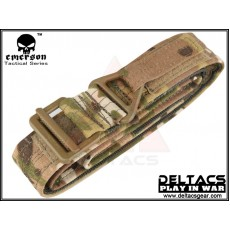 EMERSON CQB Rappel Tactical Belt (EM5601) - Multicam (M-L)