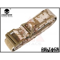 EMERSON CQB Rappel Tactical Belt (EM5600) - Digital Desert (M-L)
