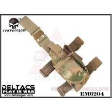EMERSON Tornado Universal Tactical Thigh Holster (EM6204) - Multicam (Right Handed)