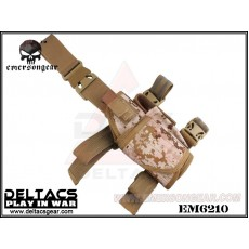 EMERSON Tornado Universal Tactical Thigh Holster (EM6210) - Digital Desert (Right Handed)