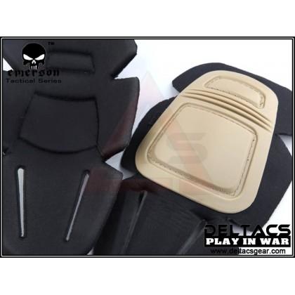 EMERSON Gen 3 Combat Knee Pads (EM7066) - Tan