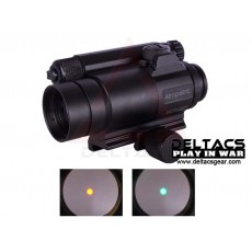 Aimpoint Style Comp M4 Red/Green Dot Sight with Killflash - Black