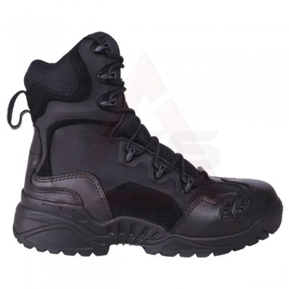MG Design 8'' Tactical Boots - Black(39-45)