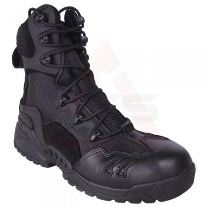 MG Design 8'' Tactical Boots - Black(39-45)