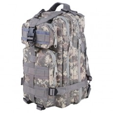 Deltacs 3P Assault Backpack with Hydration Compartment - ACU