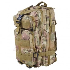 Deltacs 3P Assault Backpack with Hydration Compartment - Multicam
