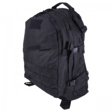 Deltacs 3D Tactical Molle Backpack - Black