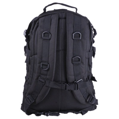 Deltacs 3D Tactical Molle Backpack - Black
