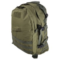 Deltacs 3D Tactical Molle Backpack - OD Green