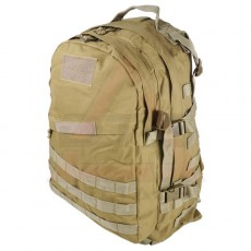 Deltacs 3D Tactical Molle Backpack - Tan
