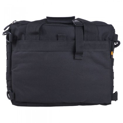 Deltacs Assault Camo Carrying Laptop Bag - Black