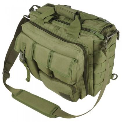 Deltacs Assault Camo Carrying Laptop Bag - OD Green