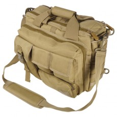 Deltacs Assault Camo Carrying Laptop Bag - Tan