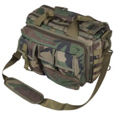 Deltacs Assault Camo Carrying Laptop Bag - Woodland