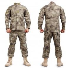 Deltacs Military Battle Dress Uniform(BDU) Set - Atacs (XS-XXL)