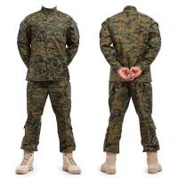 Deltacs Military Battle Dress Uniform(BDU) Set - Digital Woodland (XS-XXL)