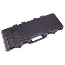 Deltacs Rifle Hard Case(100cm) - Black