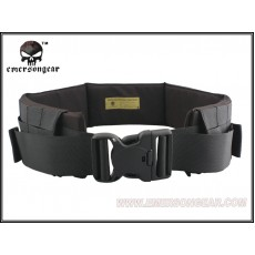 EMERSON MOLLE Padded Patrol Belt - Black(M-L)