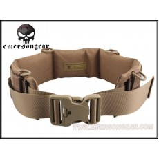 EMERSON MOLLE Padded Patrol Belt - Coyote Brown(M-L)