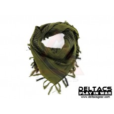 Deltacs Arab Scrim/Shemagh Scarf - Green
