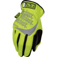 MECHANIX Fast Fit Safety Gloves - Yellow