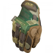 MECHANIX M-Pact Tactical Glove - Woodland