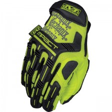 MECHANIX M-Pact Safety Glove - Hi-Viz Yellow