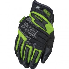 MECHANIX M-Pact 2 Safety Gloves - Hi-Viz Yellow