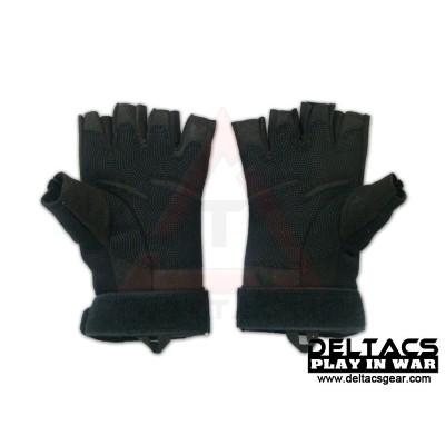 BHD Half Finger Assault Gloves - Black(M-XL)