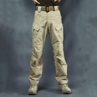 Deltacs Water Resistant IX7 Urban Tactical Cargo Pants – Khaki