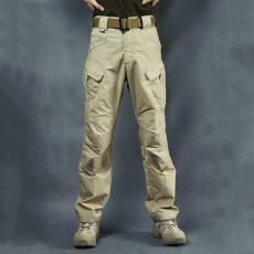 Deltacs Water Resistant IX7 Urban Tactical Cargo Pants – Khaki