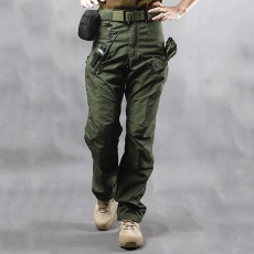 Deltacs Water Resistant IX7 Urban Tactical Cargo Pants - OD Green
