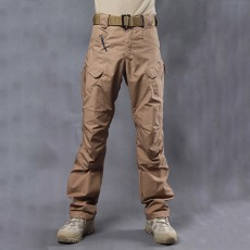 Deltacs Water Resistant IX7 Urban Tactical Cargo Pants – Coyote Brown