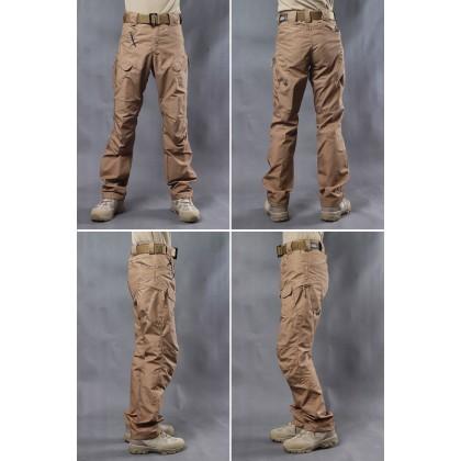 Deltacs Water Resistant IX7 Urban Tactical Cargo Pants – Coyote Brown