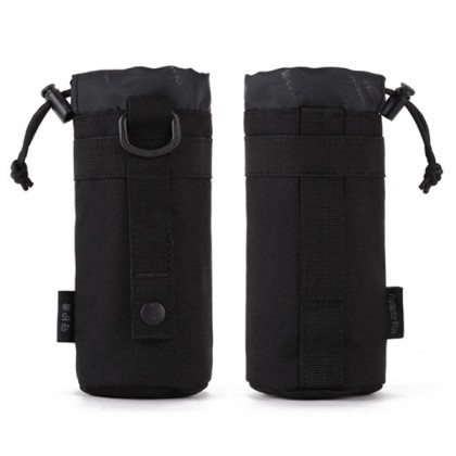 Protector Plus Molle Water Bottle Pouch(A001) - Black