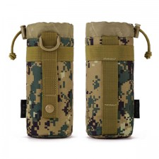 Protector Plus Molle Water Bottle Pouch(A001) - Digital Woodland