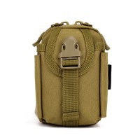 Protector Plus Molle Canteen Pouch(A003) - Tan