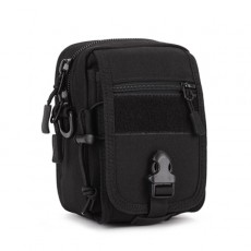 Protector Plus Molle Sling Admin Pouch(K301) - Black