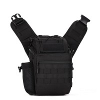 Protector Plus Combat Sling Pack(K306) - Black