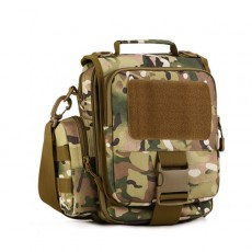 Protector Plus 3-in-1 Assault Transform Sling Pack with Side Pouch(K307) - Multicam
