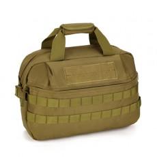 Protector Plus 3-in-1 Assault Hand Carry Sling Waist Bag(K312) - Tan