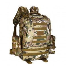 Protector Plus 3-Days Assault Backpack 50 Litre(S409) - Multicam