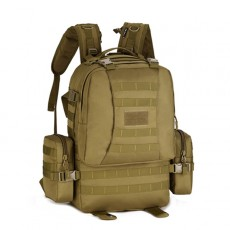 Protector Plus 3-Days Assault Backpack 50 Litre(S409) - Tan