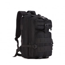 Protector Plus 3P Assault Backpack 30 Litre(S410) - Black